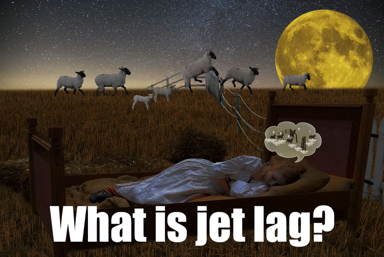 What is jet lag? Why you get it and symptoms 2