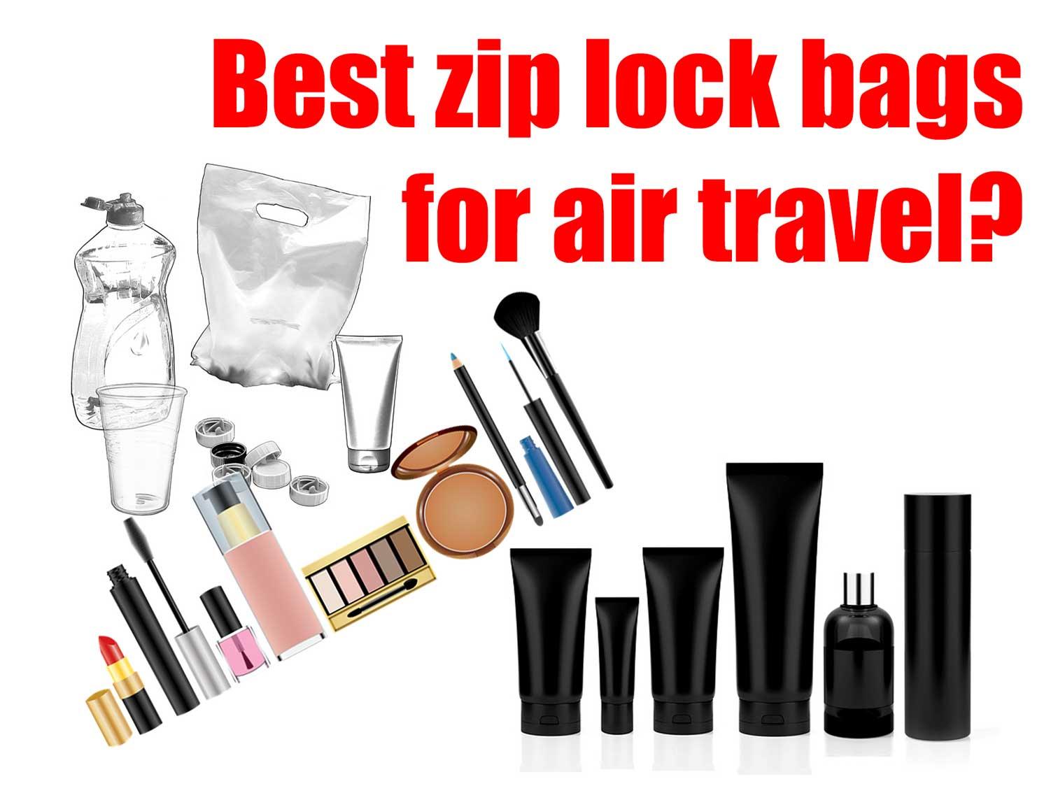 Best TSA Approved Quart Size Bag for Liquids | Full Details 2