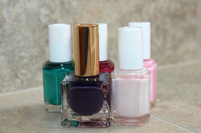 Can you take nail polish on a plane