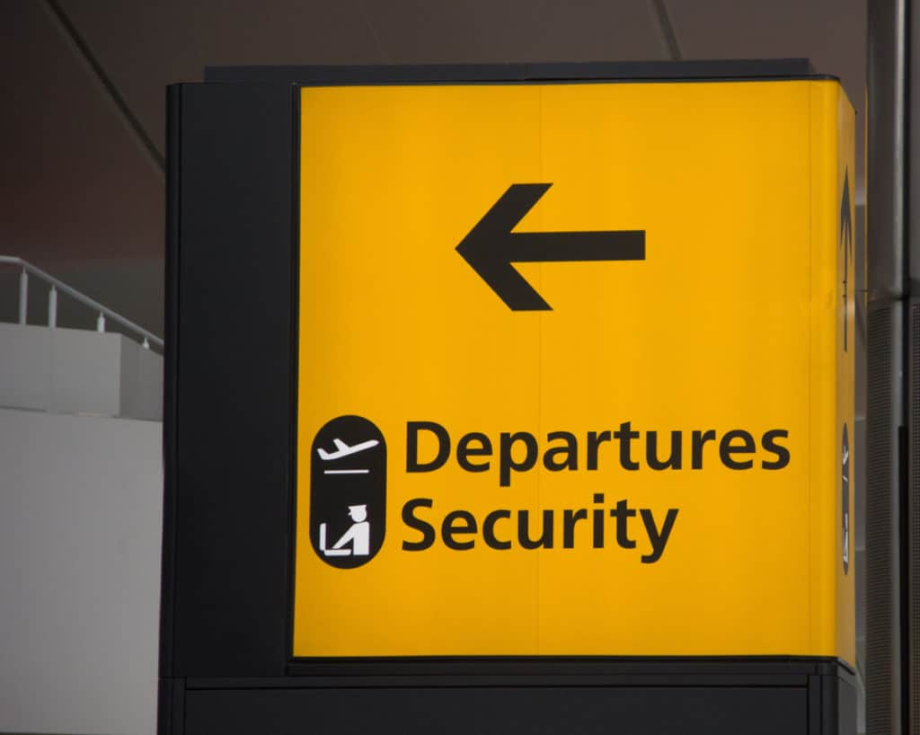 What can you take through airport security for your baby or toddler?