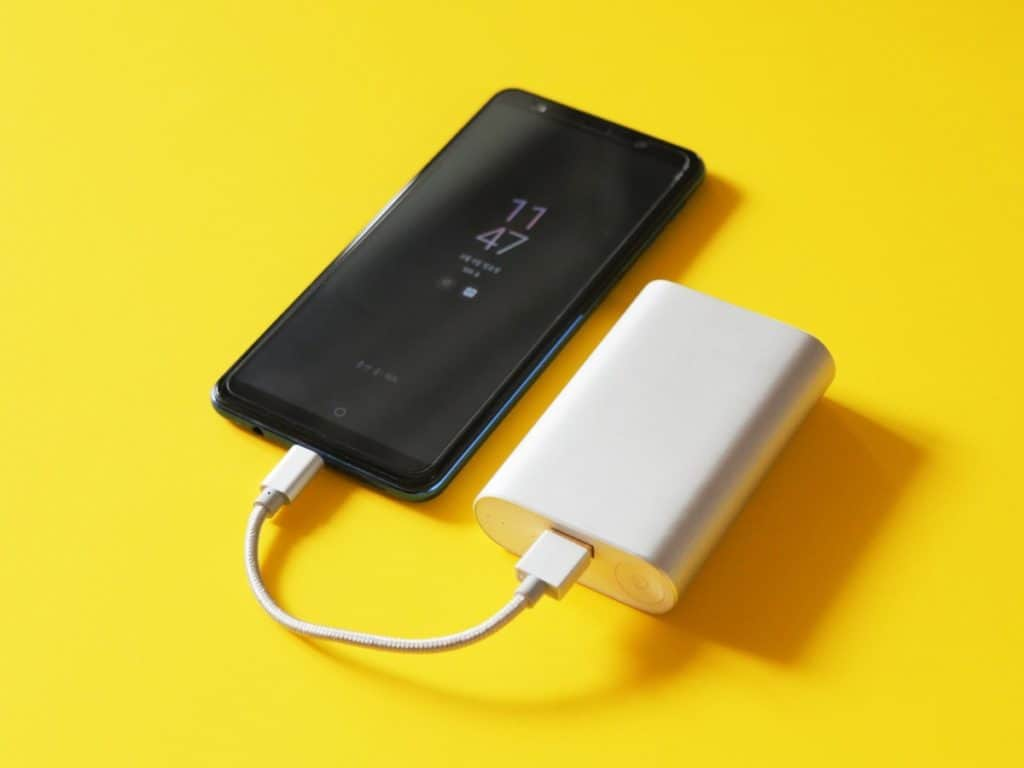 Is a power bank allowed on flights?