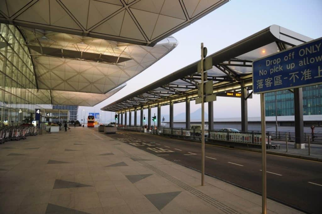 Early flights - Quicker journey through the airport