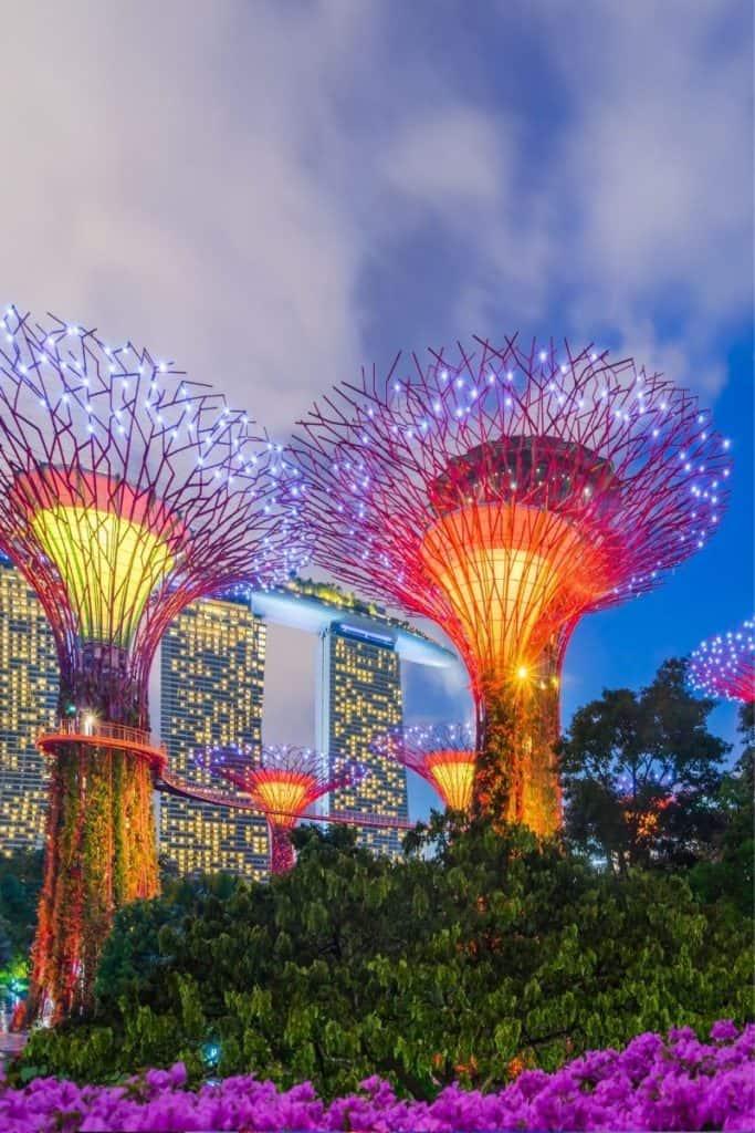 Singapore did ban nicotine gum