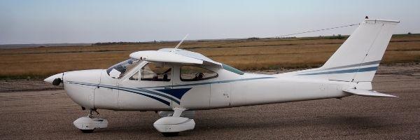 How high do light aircraft fly?