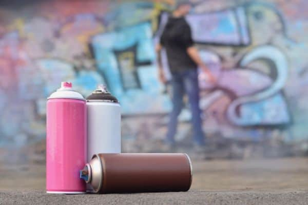 Can you take flammable aerosol cans on a plane