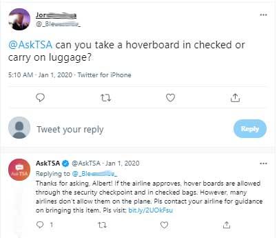 Can You Take a Skateboard on a Plane? 2