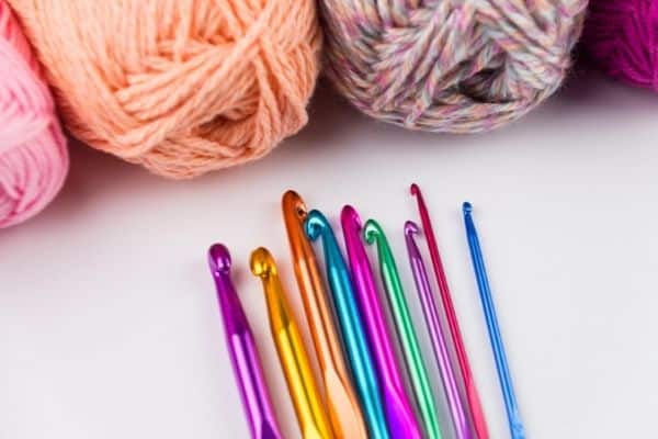 Can You Take Crochet Hooks on a Plane