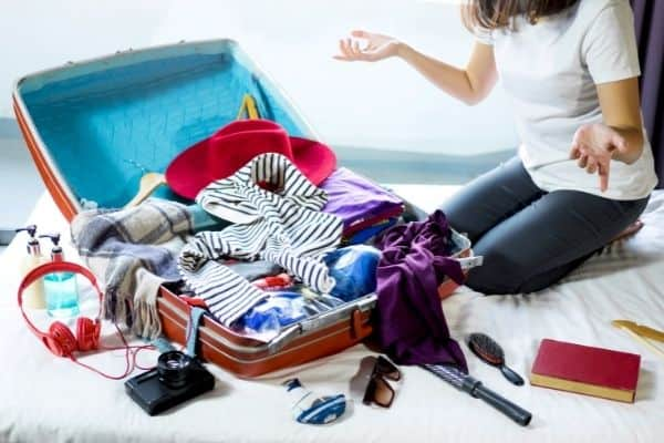 what not to pack in checked baggage